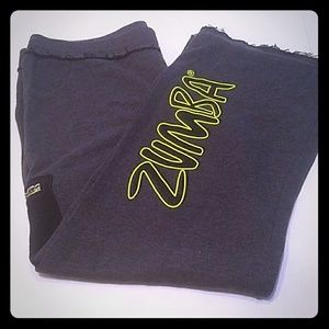 Zumba Workout Baggy Long Sweat pants